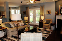 Online design Transitional Living Room by Rebecca M thumbnail