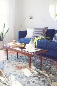 Online design Eclectic Living Room by Anna S. thumbnail