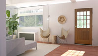 Online design Contemporary Living Room by Anna S. thumbnail