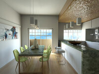 Online design Dining Room by Nina R. thumbnail