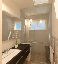 Online design Bathroom by Nina R. thumbnail