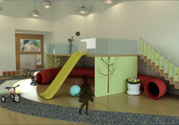 Online design Kids Room by Mandy H. thumbnail