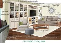 Online design Country/Cottage Living Room by Gabriella K thumbnail
