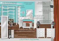 Online design Modern Bedroom by Gabriella K thumbnail