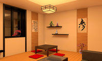 Online design Contemporary Combined Living/Dining by Van Anh N. thumbnail