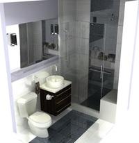 Online design Bathroom by Patrizio V. thumbnail