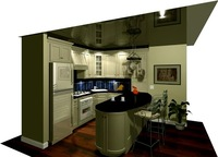 Online design Kitchen by Patrizio V. thumbnail