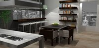 Online design Dining Room by Nazila K.  thumbnail