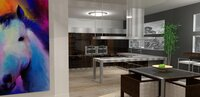 Online design Combined Living/Dining by Nazila K.  thumbnail