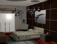 Online design Bedroom by Patricia H. thumbnail