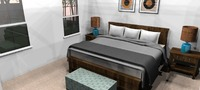 Online design Modern Bedroom by Shannon M thumbnail
