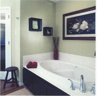 Online design Transitional Bathroom by Sharon C. thumbnail