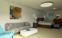 Online design Bedroom by Fundisha H. thumbnail