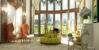 Online design Living Room by Taron H. thumbnail