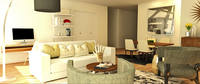 Online design Contemporary Combined Living/Dining by Taron H. thumbnail