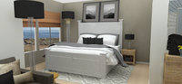 Online design Eclectic Bedroom by Laura N. thumbnail
