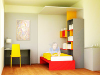 Online design Bedroom by Sungmin P. thumbnail
