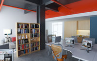 Online design Contemporary Business/Office by Quyne N thumbnail