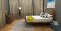 Online design Bedroom by Nazila K.  thumbnail