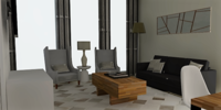 Online design Living Room by Danielle A. thumbnail