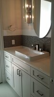 Online design Transitional Bathroom by Gail K. thumbnail