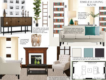 Sophisticated and Classy Living Room Sarah M. Moodboard 1 thumb