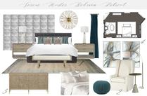 Glam Modern Home Transformation Tera S. Moodboard 2 thumb