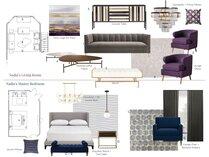 Glam Modern Home Transformation Lynda N Moodboard 1 thumb