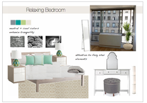 Lyns Modern Living Room & Bedroom Design Christine M. Moodboard 3 thumb