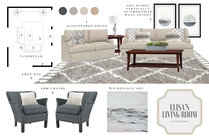Open Up Transtional Living Room MaryBeth C. Moodboard 2 thumb