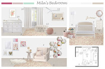 Contemporary Nursery Design  Lola C. Moodboard 2 thumb