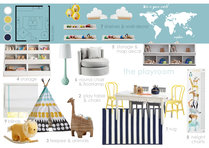 Fun Blue Kids Playroom Anna T Moodboard 1 thumb