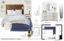 Chic and Classy Bedroom Transformation Tiara M. Moodboard 2 thumb