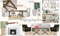 Rustic Living and Dining Tera S. Moodboard 2 thumb