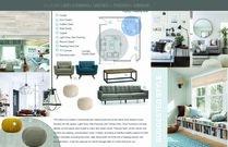 Transform my Living Room Serena Z.  Moodboard 2 thumb