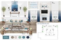 Transitional Neutral Living Room Transformation Tijana Z. Moodboard 1 thumb