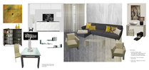 Contemporary Manhattan Living Room Design Kinga P Moodboard 2 thumb