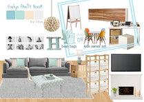Kid Friendly Multi Purpose Family Room Design Olive T Moodboard 3 thumb