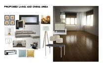 Lyns Modern Living Room & Bedroom Design Aldrin C. Moodboard 1 thumb