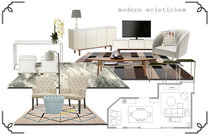 Beautiful, Multi Functional Lounge Design Michelle C Moodboard 6 thumb