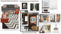Classy and Functional Kitchen Design Lane B.W. Moodboard 2 thumb