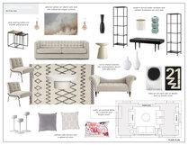 Neils Modern White Living Room Design Eleni P Moodboard 1 thumb