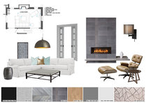 Neils Modern White Living Room Design Mladen C Moodboard 2 thumb