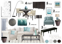 Neutral and Transitional Living Room Anna T Moodboard 2 thumb
