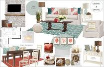 Beautiful Coastal Living Room Rachel H. Moodboard 2 thumb