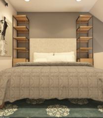 Simple to Modern Bedroom & Bathroom Aldrin C. Moodboard 1 thumb