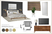 Natural Master Bedroom Anna S. Moodboard 1 thumb