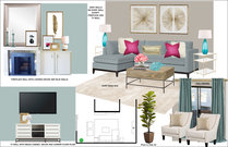 Transitional Glamorous Living Room Rachel H. Moodboard 1 thumb