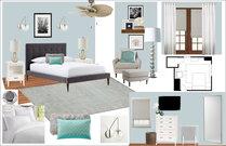 Relaxing Transitional Bedroom Rachel H. Moodboard 1 thumb