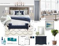 Classic and Soft Bedroom  Narathas P. Moodboard 2 thumb